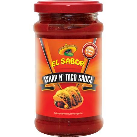 Warp n' Taco Sauce